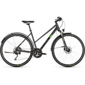 Cube Cross Allroad Hybrid Bike Trapez grey